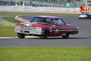 CJ5 3892 Michael Steele, Ford Galaxie 500 Coupe, BOE 192 A