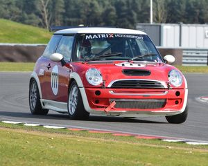 CJ5 6913 Jon Sandilands, BMW Mini JCW