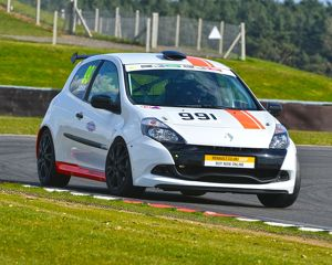 CJ5 6920 Darren Johnson, Renault Clio Cup