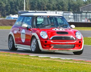 CJ5 6932 Jon Sandilands, BMW Mini JCW