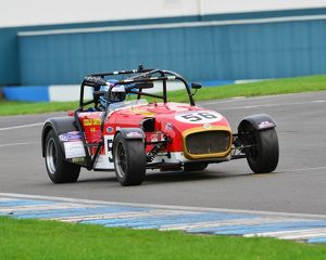 CJ6 6449 Stephen Storey, Andrew Tidy, Caterham Blackbird