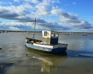 Mersea Island, Essex, England. (Selection of 8 Items)