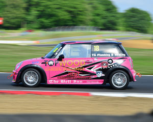CJ7 3601 Antony Woodhams, Mini Cooper