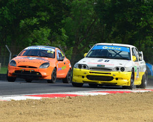 CJ7 3620 Malcolm Wise, Ford Escort Cosworth, Adrian Matthews, Ford Puma