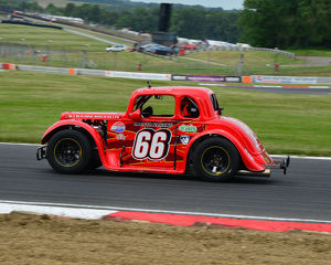 CJ7 3750 Steve Whitelegg, 34 Ford Coupe