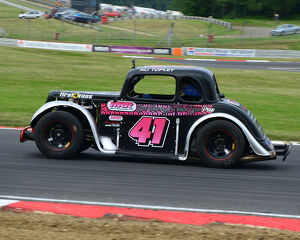CJ7 3755 Ali Topley, 34 Ford Coupe