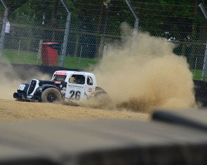 CJ7 3761 Rickie Leggatt, 34 Ford Coupe