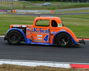 CJ7 3777 John Mickel, 34 Ford Coupe