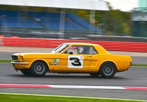 CM11 4417 Peter Hallford, Ford Mustang