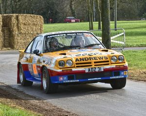 CM11 9913 Kerry Michael, Russell Brookes, Opel Manta 400