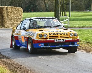 CM11 9926 Kerry Michael, Russell Brookes, Opel Manta 400
