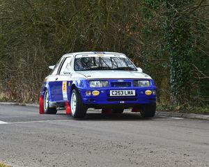 CM12 0327 Neal Bloor, Ford Sierra Cosworth