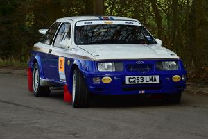 CM12 0383 Neal Bloor, Ford Sierra Cosworth