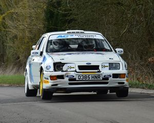 CM12 0533 Steve Harkness, Ford Sierra RS Cosworth