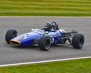 CM12 2010 Peter Thompson, Brabham-Ford BT21