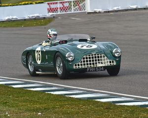 CM12 2933 Mark Midgley, Aston Martin DB3