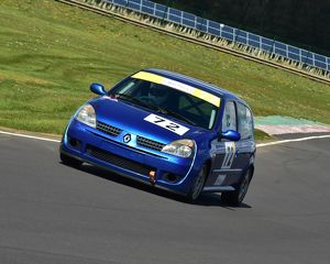 CM12 7380 Oliver Cook, Renault Clio 172 Cup 2000