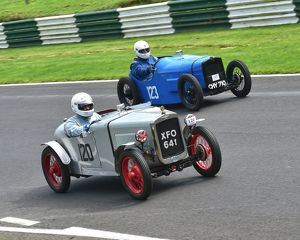motorsport archive galleries/motorsport 2016 vscc shuttleworth nuffield trophies race/cm15 0251 david spence austin 7 special stuart