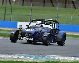 CM15 9862 Bruce Wilson, Caterham CSR Superlight 2300