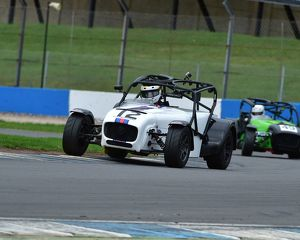 CM15 9864 Andrew West, Dominic Anstey, Caterham R300 Superlight 2000