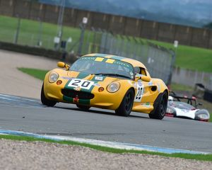 CM15 9914 Tina Cooper, David Sharp, Lotus Elise S1