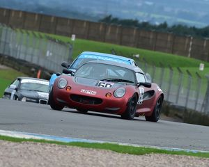 CM15 9918 Ashley Woodman, Keith Hemsworth, Lotus Elise S1