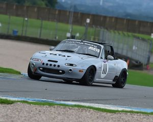 CM15 9924 Paul Black, Clive Bailye, Mazda MX5 BBR Turbo