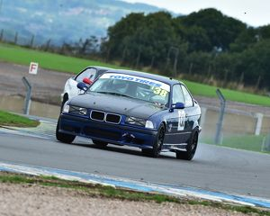 CM15 9943 Karl Cattliff, BMW E36 M3, winner