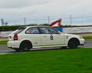 CM16 0127 Mathieu Fowler, Honda Civic