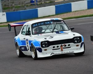 CM16 0326 Wayne Crabtree, Ford Escort BDT 1800