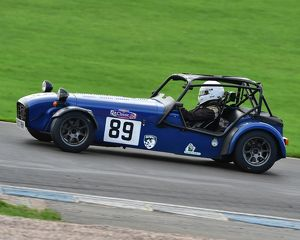 CM16 0557 Bruce Wilson, Caterham CSR Superlight 2300