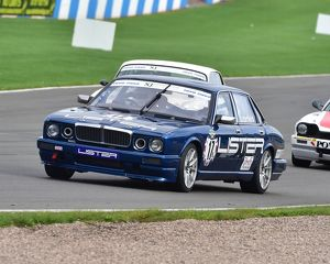 CM16 0635 Thomas Butterfield, Lister Jaguar XJ40