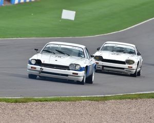 CM16 0641 Simon Blunt, Jaguar XJS, Richard Coppock, Jaguar XJS