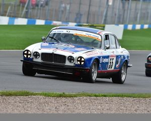 CM16 0647 David Howard, Jaguar XJ12