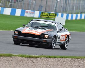 CM16 0648 James Ramm, Jaguar XJS