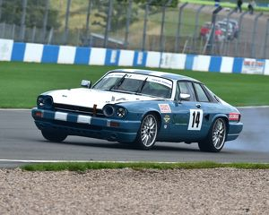 CM16 0659 Richard Knott, Jaguar XJS