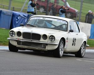 CM16 0662 David Bye, Jaguar XJ6 Coupe
