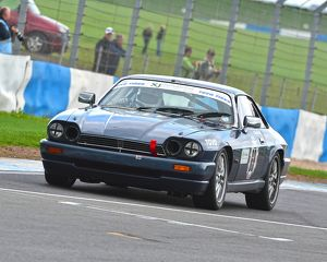 CM16 0666 Chris Pizzala, Jaguar XJS