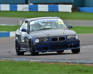 CM16 0818 Karl Cattliff, BMW E36 M3, winner