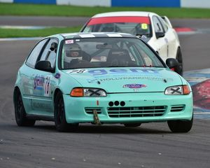 CM16 1157 Michael Oakes, Paul Turner, Honda Civic VTEC