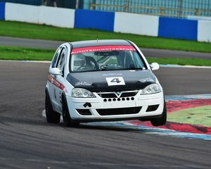 CM16 1182 William Hardy, Vauxhall Corsa SRi, CSCC Tin Tops