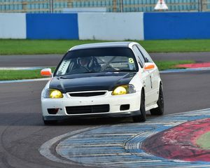 CM16 1215 Mathieu Fowler, Honda Civic