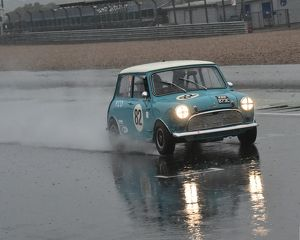 CM16 8566 Gary Wright, Morris Mini Cooper