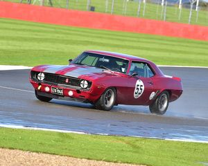 CM16 8672 Nick Savage, Chevrolet Camaro