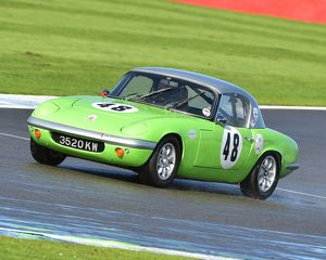 CM16 8674 Barry Ashdown, Lotus Elan