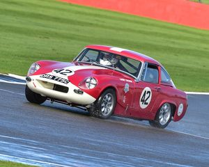 CM16 8691 Larry Tucker, MG Midget