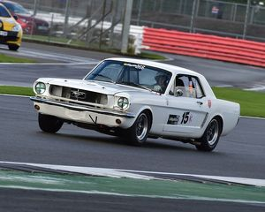 CM16 9017 Mark William Watts, Ford Mustang