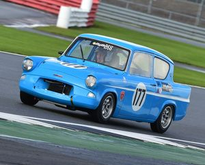 CM16 9022 Adam Gittings, Ford Anglia, 105E