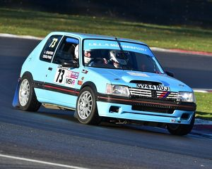 CM17 4302 Ivan Chafer, Terry Dolphin, Peugeot 205