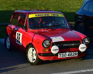 CM17 4803 Alistair Oxley, Brian Commons, Autobianchi Abarth